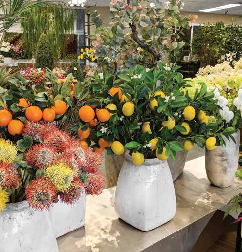 A new side to las most beautiful store aldik home calabasas set decorators or home dcor enthusiastsyou cant beat the maintenance free wow factor of aldik homes stunning silk flowers and plants mightylinksfo